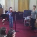 Mici artiști în recital: Atelier de muzică și creativitate