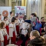 """Imagini de la evenimentul """"Copii pentru Copii"""" din 4 decembrie 2016"""