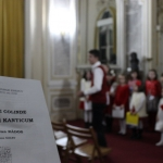 Imagini de la concertul de colinde susţinut de corul de copii Kanticum, 7 decembrie 2016