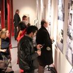 """Fotografii de la expoziţia  """"Corneliu Gheorghiu - sufletul pianului"""", de la Bruxelles"""