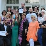 Concertul final al cursurilor de artă vocală conduse de Viorica Cortez