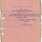 Actul de înfiinţare din 1956