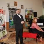 Imagini de la evenimentul Enescu pe înțelesul tuturor de la Tecuci