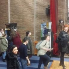 """Imagini de la evenimentul """"Oedipe pe înțelesul tuturo"""" din 28 februarie 2017 de la Cluj"""