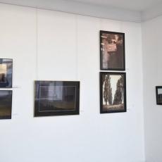 """Imagini de la vernisajul expozitiei retrospective """"Peisaj de Tescani"""""""