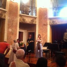 """Imagini de la evenimentul """"Omagiu lui George Enescu"""" din 30 iunie 2017 de la Bucureşti"""