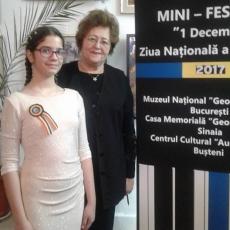"""Imagini de la MINI-FESTIVALUL """"1 Decembrie - Ziua Naţională a României"""" de la Sinaia şi Buşteni"""