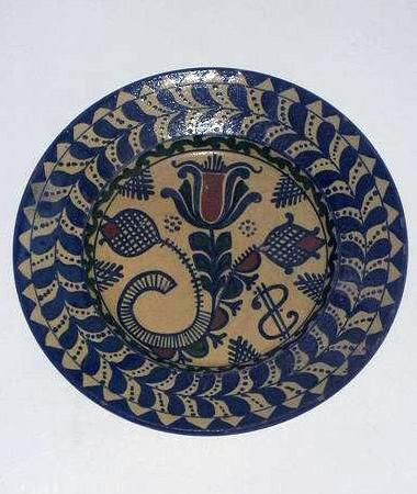 Farfurie din ceramică