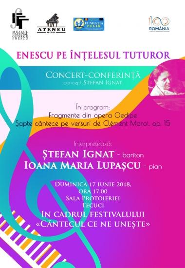 Enescu pe înțelesul tuturor / Tecuci