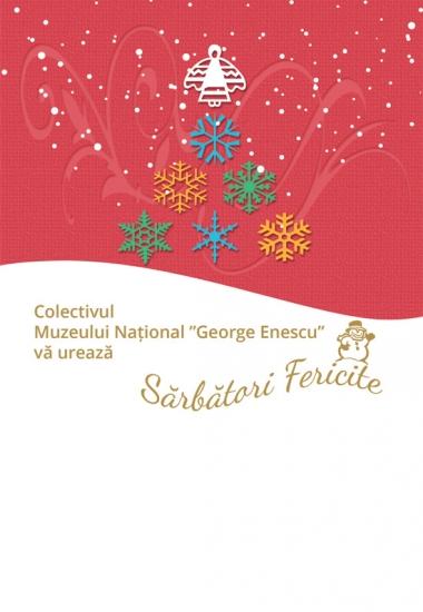 Programul muzeului în perioada  23 decembrie 2018 – 2 ianuarie 2019 (București, Sinaia și Tescani)