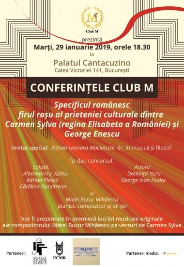 Conferințele CLUB M
