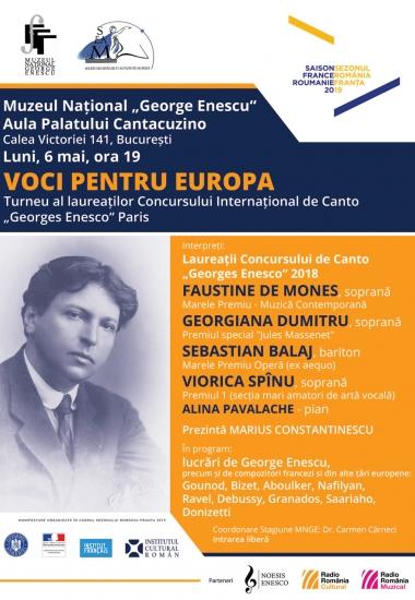 VOCI PENTRU EUROPA / București