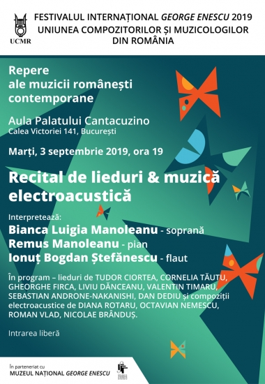 Repere ale muzicii românești contemporane / Ansamblul CLARINO