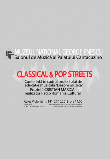Classical&Pop Streets