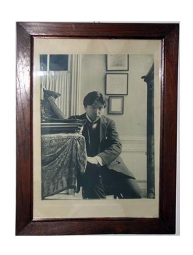 FOTOGRAFIE: George Enescu la Paris, la vârsta de 18 ani