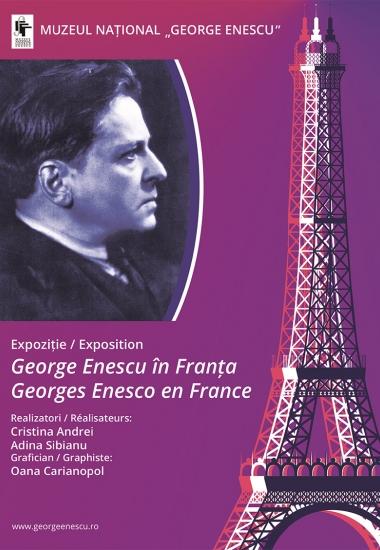 George Enescu în Franța  «Povestea unei prietenii»