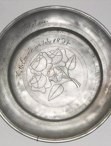 Taler inscripționat