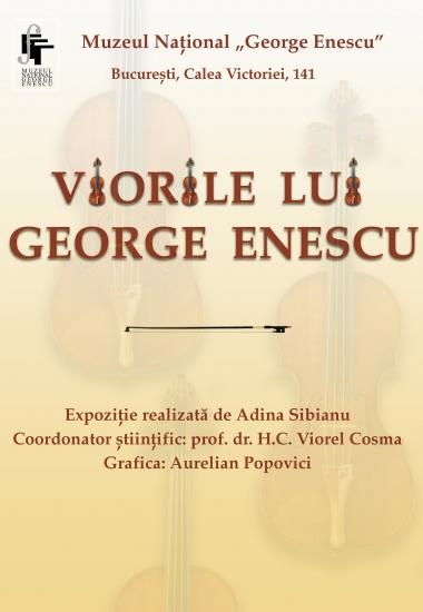 O prețioasă avere patrimonială: Viorile lui Enescu