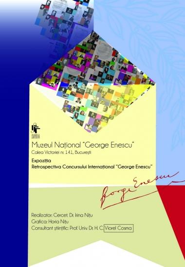 Retrospectiva Concursului Internațional 'George Enescu'