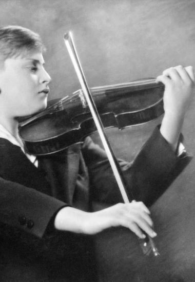 Enescu și copii minune (1)