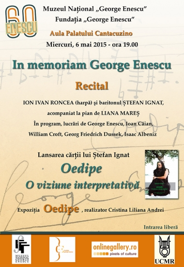 Recial In memoriam George Enescu