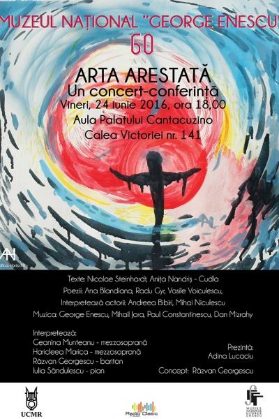 Arta Arestată (concert-conferință)