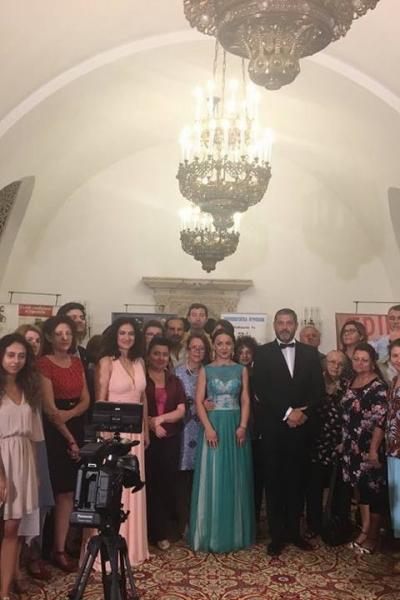 """Imagini de la evenimentul """"Oedipe pe înțelesul tuturor"""" din 17 august 2017 de la Palatul Cotroceni"""