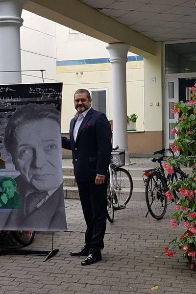 """Imagini de la evenimentul """"Oedipe pe înțelesul tuturor"""" din Gyula, Ungaria, 4 septembrie 2017"""