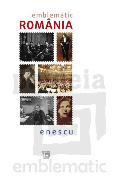 Lansare catalog Emblematic Romania – Enescu