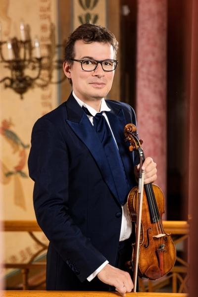 """""""Balada, un secol de muzică""""  în Turneul Internaţional Stradivarius cele mai valoroase şi inspirate creaţii ale muzicii clasice româneşti"""