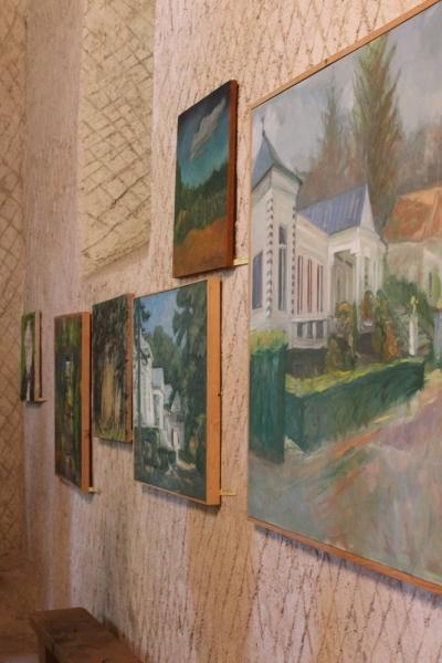 """Imagini de la vernisajul expoziției """"George Enescu și Tescanii"""" de la Tescani"""