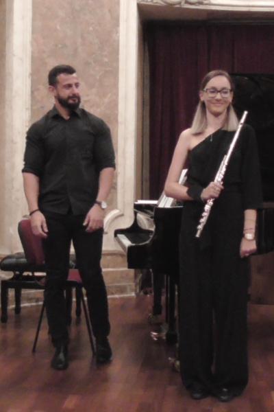 Imagini de la concertul susținut de TRIO devotioModerna, 17 septembrie 2019