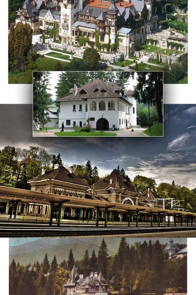 SINAIA – PERLA CARPAŢILOR, orașul mult iubit de George Enescu