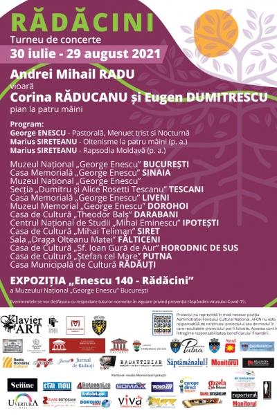 """""""Rădăcini"""" – turneul care aduce muzica românească mai aproape de tineri"""