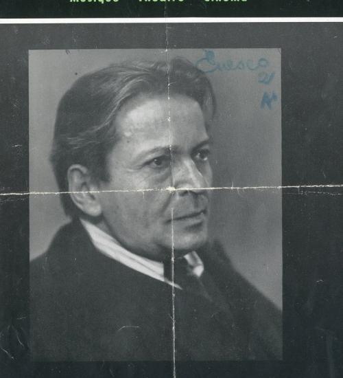 Gustave Samazeuilh - «Adio George Enescu»