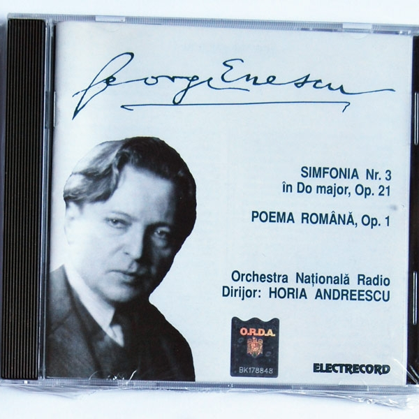 CD George Enescu