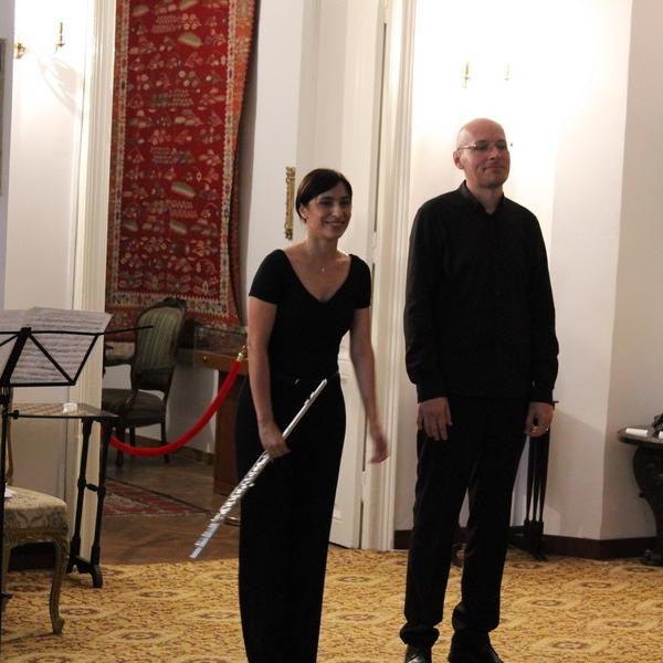 """Imagini de la evenimentul """"George Enescu şi contemporanii"""" de la Tescani, 9 septembrie 2017"""