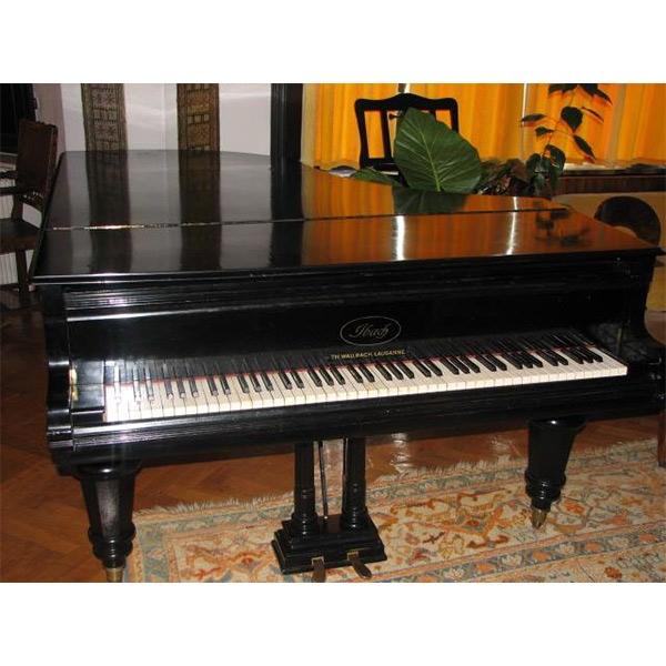 Pianul lui George Enescu