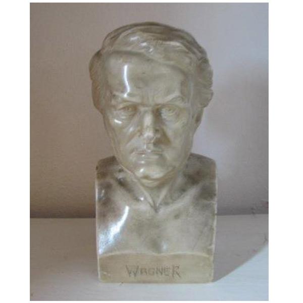 Bustul lui Richard Wagner