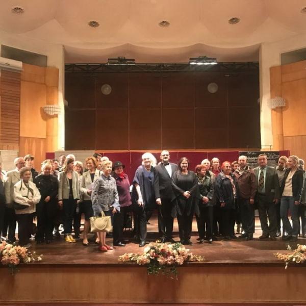 """Imagini de la evenimentul """"Oedipe pe înțelesul tuturor"""" de la Bacău, 17 aprilie 2018"""