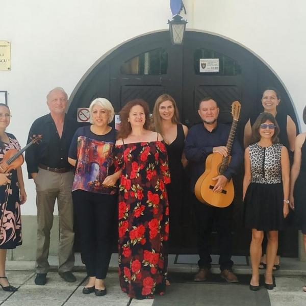 Imagini de la Concert Sinaia 18-07-2021
