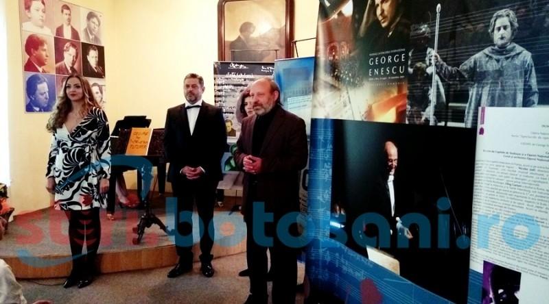 Oedipe pe înțelesul tuturor și muzica lui Enescu, într-un eveniment cultural de excepție, la Dorohoi!