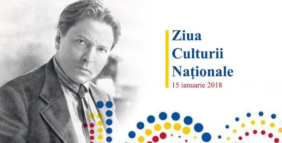 De Ziua Culturii Naționale