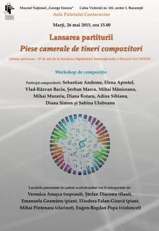 Workshop de compoziție