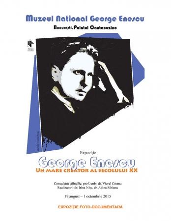 George Enescu – 60 de ani de nemurire