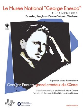 """expoziția itinerantă """"George Enescu – un mare creator al secolului XX"""""""