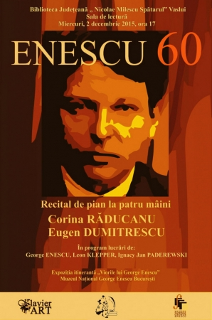 ENESCU 60 la Vaslui