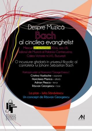 Bach al cincilea evanghelist