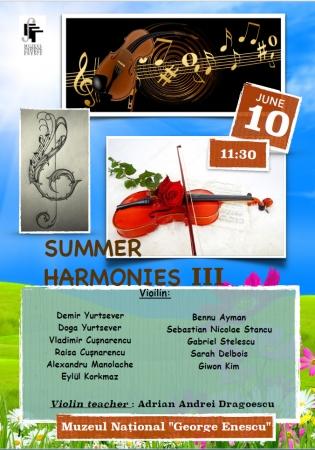 Summer Harmonies III