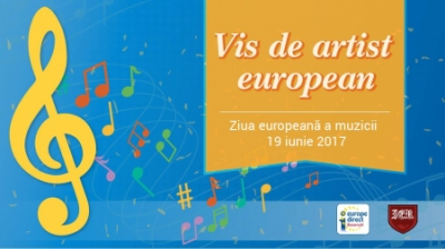 Vis de artist european